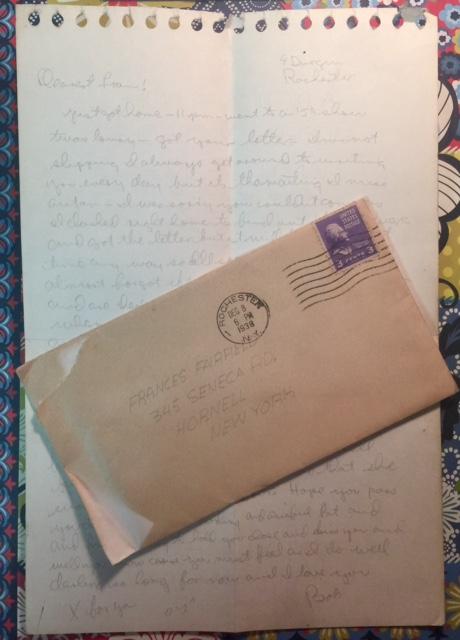 Dearest Fran Rochester 2