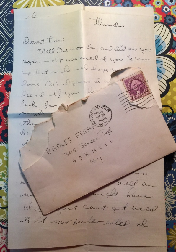 Dearest Fran Rochester 3
