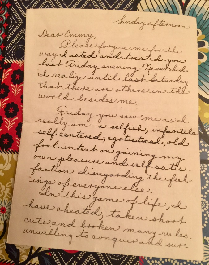 Dear Emmy